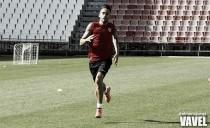 """Iago Díaz: """"Espero que este sea mi año y el del equipo"""""""