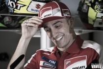 """Andrea Iannone: """"En general vamos un poco mejor que el año pasado"""""""