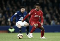 Jordon Ibe hoping to recover from injury to help Liverpool's top-four charge