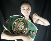 Ibeth Zamora no planea renunciar al título minimosca