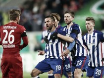 1. FC Heidenheim 2-3 Hertha BSC: Ibisevic's brace helps capital club advance in Pokal