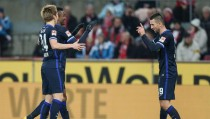 El Hertha de Berlín se aferra a Europa