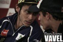 """Valentino Rossi: """"No estoy muy contento con mi posición y tiempo"""""""