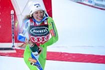 Sci Alpino - Val d'Isere, Discesa libera: l'ordine di partenza, Goggia con il 4