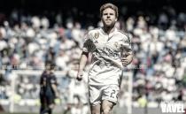 "Illarramendi: ""He vuelto a disfrutar del fútbol"""