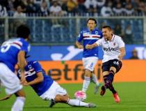 Risultato Bologna - Sampdoria , Serie A 2016/17 (2-0): Krejci ispira, Verdi e Destro segnano