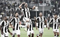 Juventus, road to six