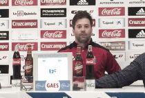 """José Domínguez: """"Tenemos equipo para ganar el partido"""""""