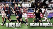 Huesca-UCAM: en busca del camino de la victoria
