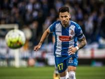 """Hernán Pérez: """"Ahora mismo estoy jugando casi todos los partidos y esto me da mucha confianza para ir a ayudar a la selección"""""""