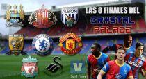 Las ocho finales del Crystal Palace