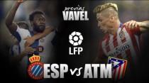 Previa RCD Espanyol - Atlético de Madrid: los catalanes buscan la salvación virtual