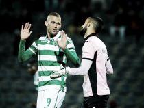 Slimani salva al Sporting sobre la campana