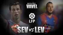 Sevilla FC - Levante UD: a seguir con la racha
