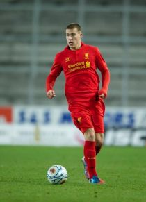 Liverpool Youngster Leaves On-Loan