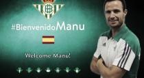 Manu Herrera, nuevo guardameta del Real Betis