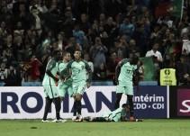 Eurocopa en blanco: Cristiano y Pepe dan un paso de gigante