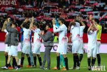 Tristes por la Copa, pero felices para celebrar la Europa League