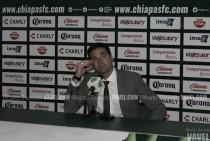 """Diego Alonso: """"Debemos ser más contundentes"""""""