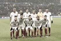 Olympique de Lyon - Sevilla FC: puntuaciones del Sevilla, jornada 6 de la Champions