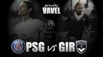 Previa PSG - Girondins: reafirmación en París