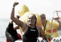 Rouwendaal le da el oro a Holanda en los 10km. de aguas abiertas