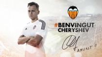 Denis Cherysev, nuevo jugador valencianista