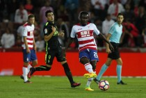 Granada CF - Real Sporting: puntuaciones del Granada CF, jornada 9