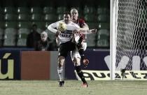"""Zagueiro Maicon lamenta empate do São Paulo contra Coritiba: """"Merecíamos a vitória"""""""