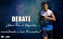 Debate: ¿Hace bien el Deportivo rescindiendo a Luis Fernández?