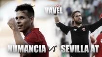 CD Numancia-Sevilla Atlético. Proseguir con el buen fútbol