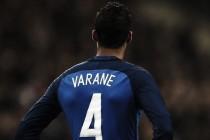 """Varane: """"Tenemos que responder al combate físico de Bielorrusia"""""""