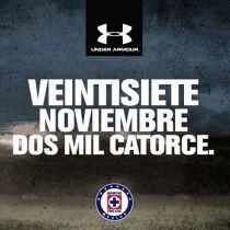 Cruz Azul presentará uniforme para Mundial de Clubes el próximo jueves.