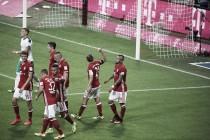 Estreno triunfal del Bayern de Ancelotti