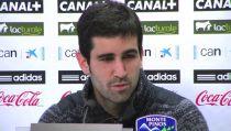 """Asier Riesgo: """"Necesitamos esa victoria que nos dé esa confianza"""""""