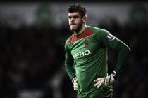 Fraser Forster, 'Guante de oro' de la Premier League 2014-15