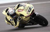 Le Mans, prima pole in moto2 per Alex Rins