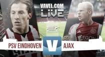 El Ajax doblega al PSV en Eindhoven y acaricia el título