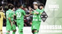 Borussia Mönchengladbach 2016/2017: A seguir en la línea de los últimos años