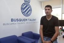 """Ángel Gómez: """"A partir de ahora podemos pensar en el proyecto y ser un poco más ambiciosos"""""""
