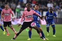 Frosinone vs Juventus en Serie A 2016 (0-2): 14ª victoria seguida