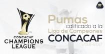 Pumas ya conoce su calendario en Concacaf Champions League 2016-2017