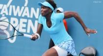 WTA Kaohsiung: Venus Williams Books Place In Last Eight With Win Over Urszula Radwanska
