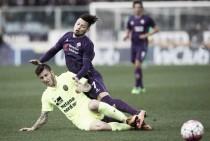 La Fiorentina jugó con fuego, y se acabó quemando