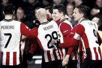 Un PSV a medio gas derrota al Heracles sin muchas dificultades