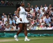 Serena stritola la Vesnina. È finale!