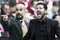 Simeone - Guardiola: antagonistas tácticos