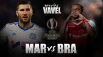 Olympique de Marsella - SC Braga: necesidad frente a seguridad