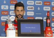"Álvaro González: ""Ojalá mi futuro pase por estar aquí"""