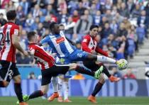 Felipe Caicedo y Pape Diop han terminado el partido frente al Athletic Club con molestias